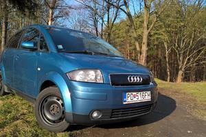 Audi A2 1,4 TDI 55 kW 2001