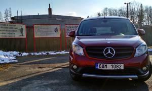 Recenze & testy: Mercedes Citan 111 CDi: Němec s francouzským přízvukem