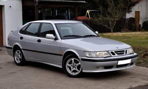 Bazarový snílek: Hrdinové za babku: Saab 9-3 SE 2.0 LPT