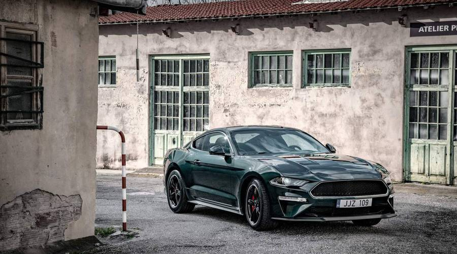Novinky: Ford Mustang Bullitt má v Evropě nižší výkon, ale stejně stylu
