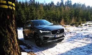 #autickarfuturista, Recenze & testy: Volvo XC60 T8: To nejlepší z budoucnosti i současnosti