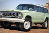 Jeep přiváží na Moab Easter Jeep Safari sedm rozličných konceptů