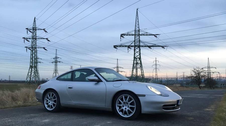 Autíčkářova garáž: Porsche 911 Carrera 2: Z deníku Sally epizoda druhá