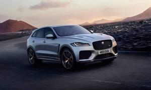 Novinky: Jaguar F-Pace SVR – kočka konečně vystrkuje největší možné drápy