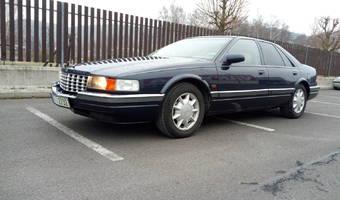 Cadillac Seville STL 4,6 NORTHSTAR SERVIS 1997