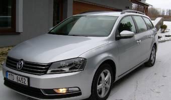 Volkswagen Passat 2.0TDi,103kW 2013