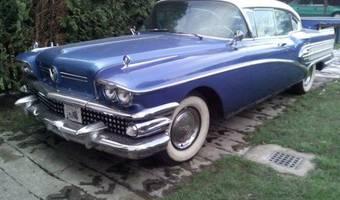 Buick Super  1958