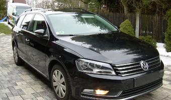 Volkswagen Passat Comfort.,2.0TDi,103kW 2013