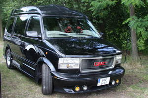 GMC Safari  1997