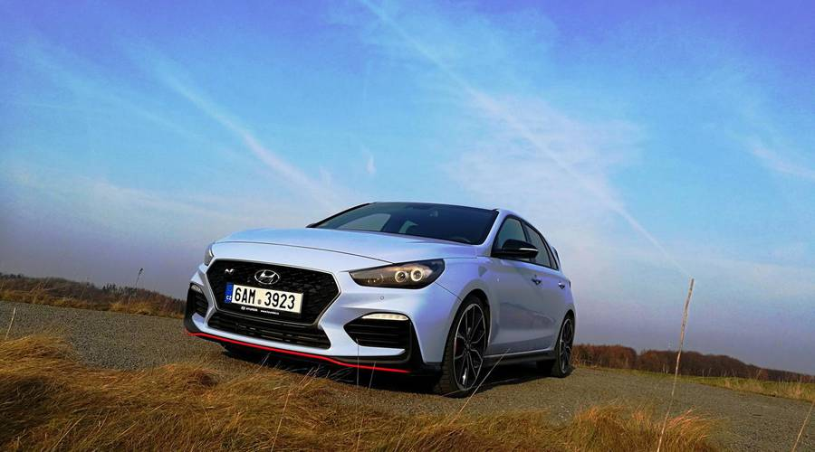Recenze & testy: Hyundai i30 N: Jak upéct excelentní hot hatch v 5 krocích