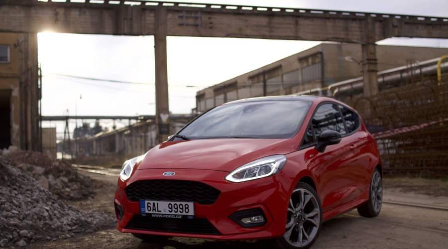 Recenze & testy: Ford Fiesta 1.0 EcoBoost ST-Line: Příběh nekončí