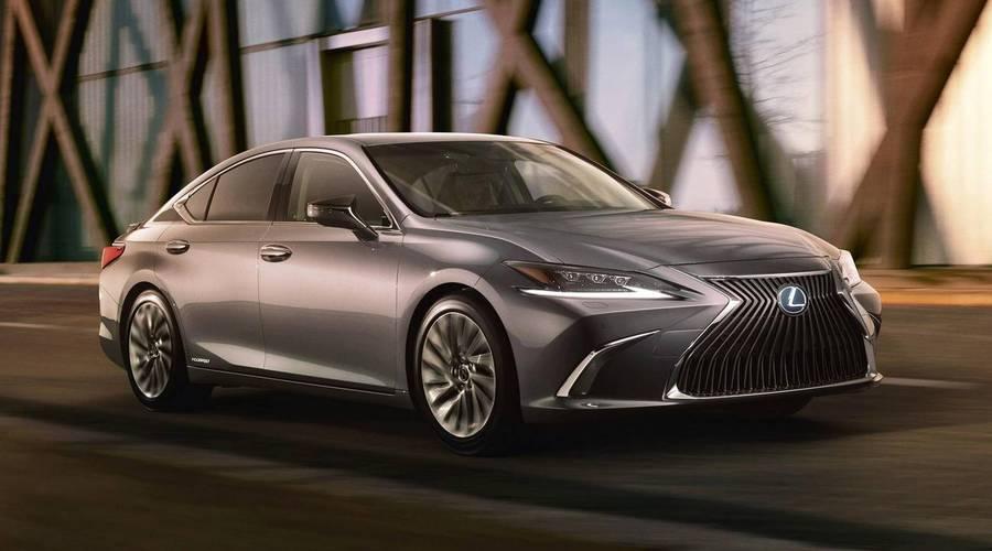 Novinky: Lexus odkrývá karty, nový sedan ES se blíží.
