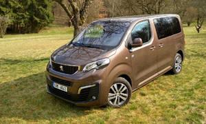 Recenze & testy: Peugeot Traveller 2.0 HDi 4x4 Dangel: Rallye dodávka
