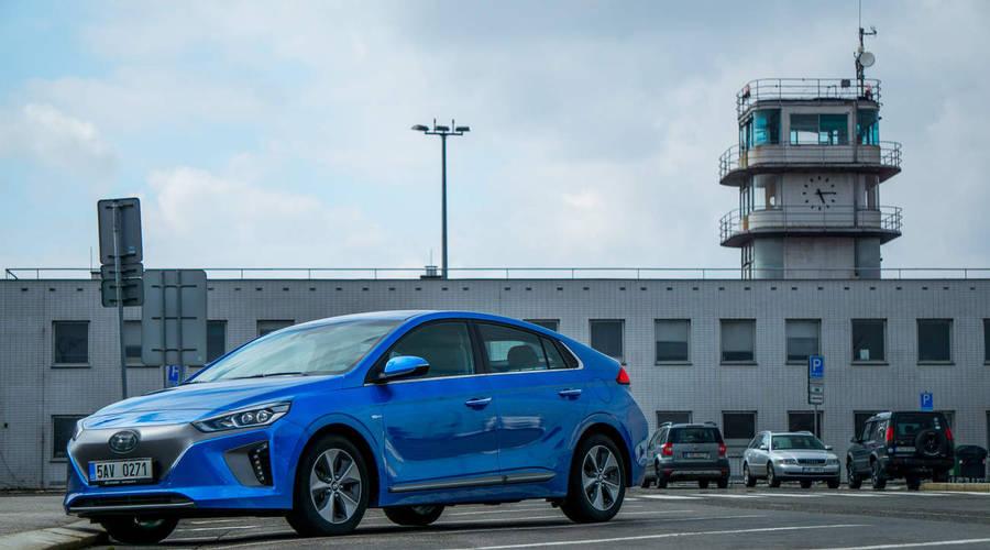 : Hyundai Ioniq electric: Sousedův elektromobil