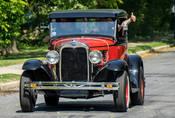 Ford Model A: Hotrod ze staré školy