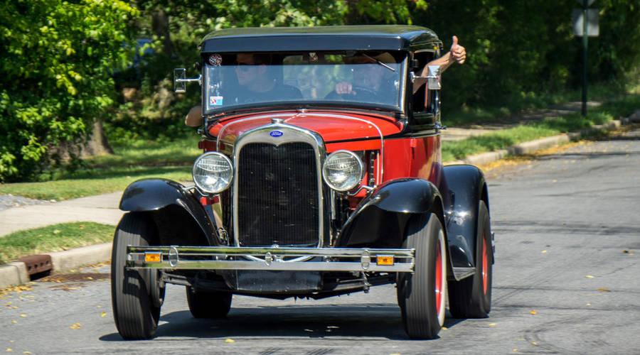 Recenze & testy: Ford Model A: Hotrod ze staré školy
