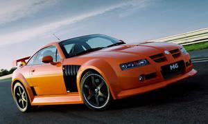 Bazarový snílek, Historie: MG Xpower SV: Když se benzínová hlava rozhodne postavit automobilku na nohy