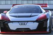 Audi představuje E-Tron Vision GT – virtuální sporťák převedený do reality