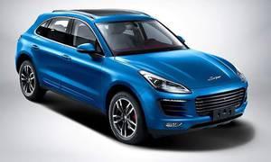 Nejdrzejší čínské automobilové kopie