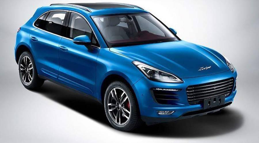 TopX: Nejdrzejší čínské automobilové kopie