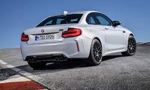Novinky: BMW představuje M2 Competition. Bude i manuál!