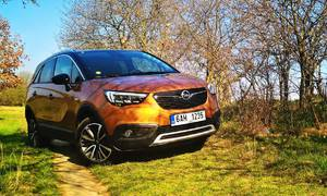 Recenze & testy: Opel Crossland X 1.6 CDTI: Opel z nové éry