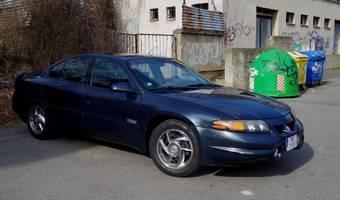 Pontiac Bonneville SSEi 2002