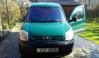 Peugeot Partner Skříňový 2003