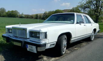 Mercury Grand Marquis  1984