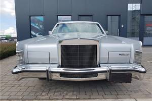 Lincoln Town Coupe  1978