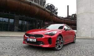 Recenze & testy: KIA Stinger GT 3.3 V6 T-GDI: Výprask pro evropský mainstream