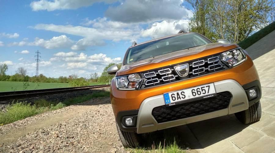 Recenze & testy: Dacia Duster 1.5 dCi: Jediné auto, které kdy budete potřebovat