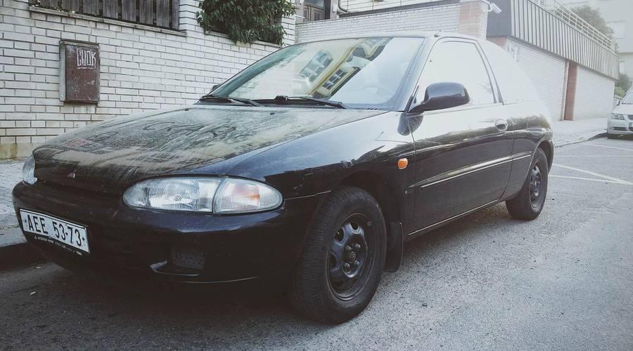 Autíčkářova garáž, Editorial: Mitsubishi Colt: Je auto za patnáct tisíc skvělá investice?
