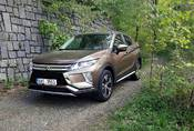 Mitsubishi Eclipse Cross 1.5 Turbo: Cesta časem