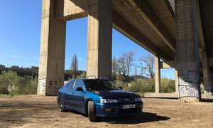 Historie, Recenze & testy: Nissan Primera 2.0 GT P11: Sportovní sedan není vždy jen reklamní klišé