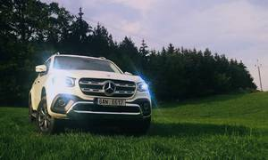 Recenze & testy: Mercedes-Benz X 250d: Pickup s hvězdou