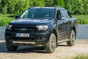 Ford Ranger 3.2 TDCi: Symfonie pro pět válců
