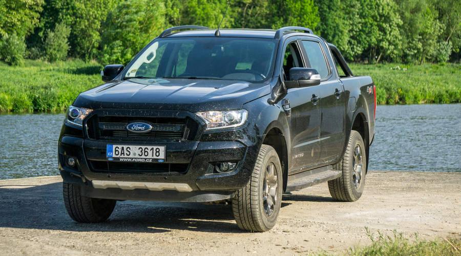 Recenze & testy: Ford Ranger 3.2 TDCi: Symfonie pro pět válců