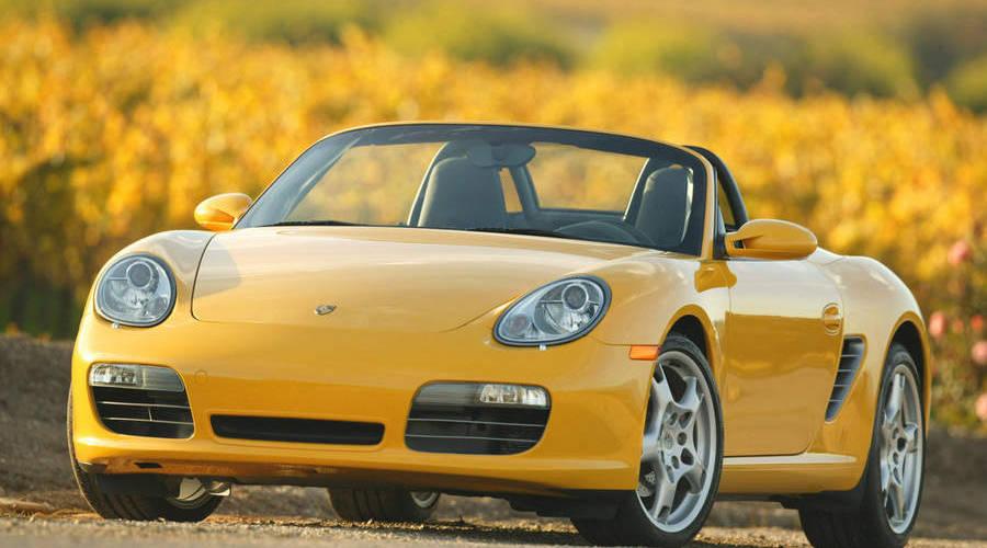 Bazarový snílek, Historie: Porsche Boxster (1996-2012): Máme se bát astronomických nákladů na jeho provozování?