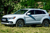 Mitsubishi ASX 1.6 MIVEC: SUV konzervativního petrolheada