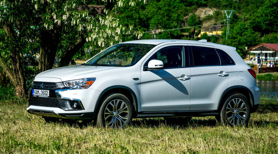 Recenze & testy: Mitsubishi ASX 1.6 MIVEC: SUV konzervativního petrolheada