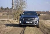 Hyundai Grand Santa Fe 2.2 CRDi: Korejská 'amerika' na českých silnicích