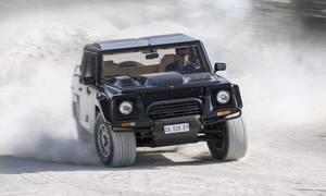 Historie: Lamborghini LM002: Ultimativní crossover