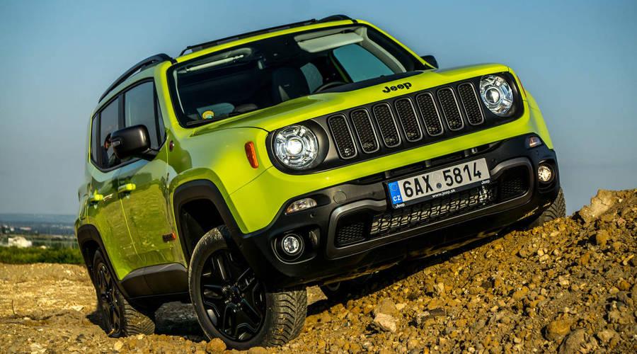 Recenze & testy: Jeep Renegade Trailhawk: Malej, ale šikovnej