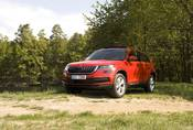 Škoda Kodiaq 2.0 TSI: Létající koberec v režimu Sport