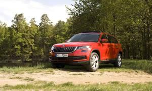 Recenze & testy: Škoda Kodiaq 2.0 TSI: Létající koberec v režimu Sport
