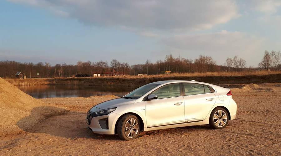 Recenze & testy: Hyundai Ioniq: Hybrid pro obyčejného člověka