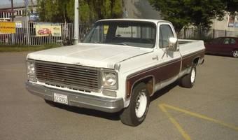 Chevrolet C10 CHEYENNE V8 1978