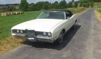 Ford LTD Ford LTD 1971 Convertible 1971