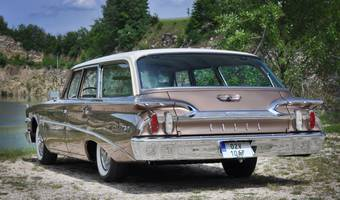 Edsel Villager Station Wagon 1960